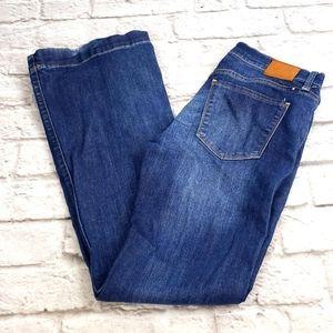 Lucky Brand women's Brooke Flare Jeans size 8/29